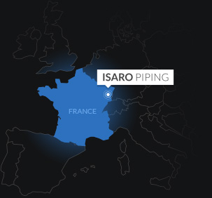 Isaro Piping - Stockiste de brides inox